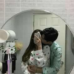 Find images and videos about love, couple and korean on we heart it - the a Daddy Aesthetic, Couple Aesthetic, Ulzzang Couple, Ulzzang Girl, Cute Couples Goals, Couple Goals, Couple Avatar, Parejas Goals Tumblr, Korean Couple