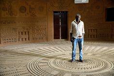 Salle de l'indépendance - Dalaba en Moyenne Guinée - Voyage-guinee.fr - @TripBPhotographie - #VoyageGuinee