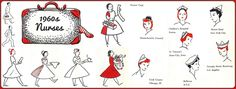 *Jennuine by Rook No. 17*: Free Clipart: 1960s Nurses, Doctors, and Retro Get-Well Graphics