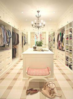 113 Best Dream Walk In Closet Images Walk In Closet Closet Design Closet Bedroom