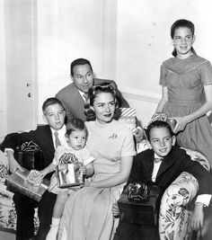 Donna Reed and family 1959 - Donna Reed - Wikipedia, the free encyclopedia