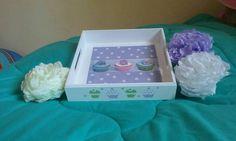 Bandejas decoradas, candybar, Candy Bar, mesa de dulces, mesa de golosinas, desayunos, souvenirs