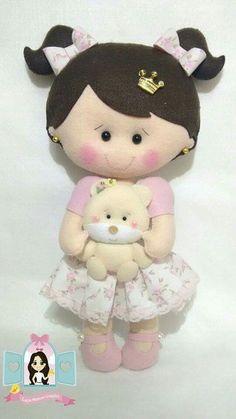 Boneca urso