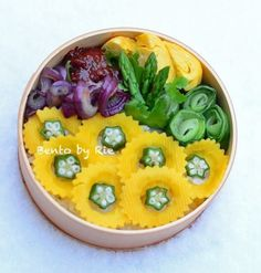 Bento by Rie