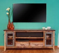 Barn wood entertainment center | Things I've built ...