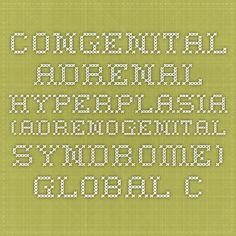Congenital Adrenal Hyperplasia (Adrenogenital Syndrome) Global Clinical Trials Review, H2, 2015 Now Available at iData Insights | iData Insights