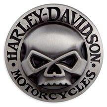 Harley-davidson Anniversary Biker Buckle Motorrad Gürtelschnalle Classic *540 Go Kleidung & Accessoires Gürtelschnallen