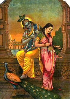 radha and krishna age difference in a relationship