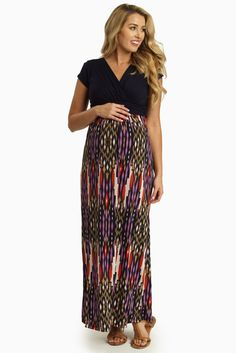We are absolutely in love with this printed bottom maxi dress to give you a bold statement this season.
