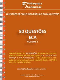 50 Questões de ECA