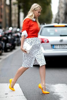 The Best Street Style From Milan Fashion Week So Far - Fashionista #milanfashionweeks,