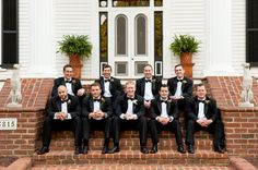 Classic Southern Wedding at Rose Hill Plantation - Southern Bride & Groom