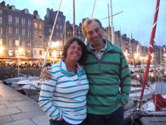 A wonderful summer holiday in beautiful Honfleur, France Off Duty, Winter Jackets, France, Holiday, Summer, Beautiful, Winter Coats, Vacations, Summer Time