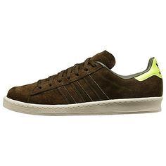 e21acd6f1cac adidas Campus 80s Men Sneakers Oak Glow Ecru D65515 (SIZE  8) adidas  Performance