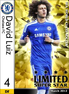 David Luiz -Chelsea FC-