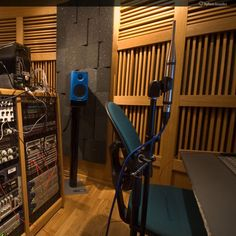 For AES Convention in San Francisco, we wrote a scientific paper about #Myroom_Design principle. This is pictures from the #acoustic measurement session.  #masteringstudio #musicstudio #recordingstudio #acousticdesign #studiobuild