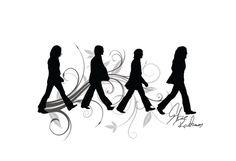 Illustrator - The Beatles
