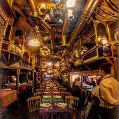 Birthday Dinners, London Restaurants, Restaurant Design, Baroque, Fair Grounds, Foods, Random, Eat, Awesome