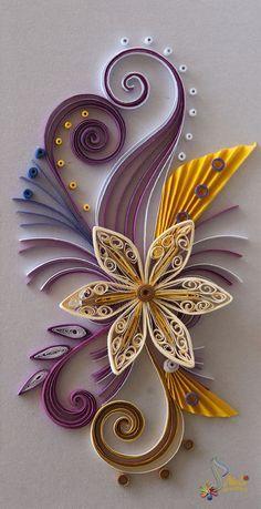 neli: Quilling Cards neli: Quilling Cards Plus - Best Paper Quilling Designs Neli Quilling, Paper Quilling Patterns, Origami And Quilling, Quilled Paper Art, Quilling Paper Craft, Diy Paper, Paper Crafting, Quiling Paper, Quilling Letters