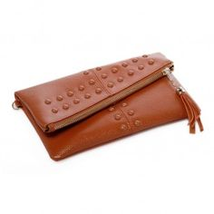 studded camel clutch http://binnybeverlyhills.com/91-thickbox_default/meester-camel-leather-clutch.jpg