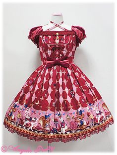 angelic pretty TOY MARCHワンピース
