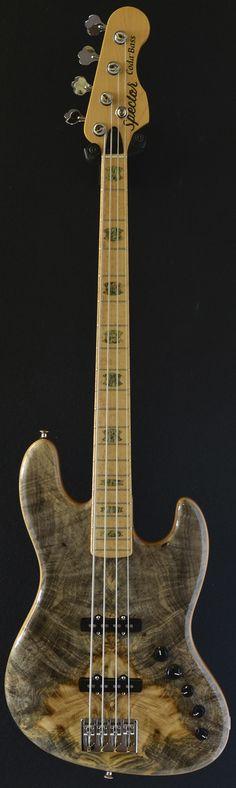 SPECTOR Coda Custom 4 string bass