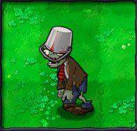 Halloween Costume Idea: Zombies from Plants vs. Zombies