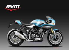 Motosketches: RVM V2 800 FLAG