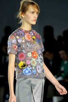 Revisit In the Details- Fresh Spring Ideas at London Fashion Week You Shouldn't Miss