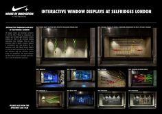 26b6a3458a9fd Video  Innovative Window Displays by Nike and Selfridges Windows Image