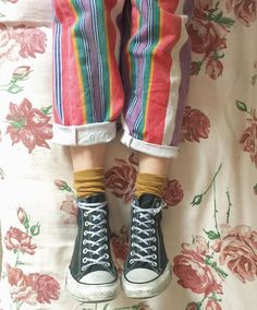 "17.1k Likes, 53 Comments - ☽ ✱ ✧ LIBBY ✱ ✧ ☆ (@liberty.mai) on Instagram: ""Back at it again with the stripy jeans"""