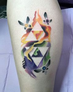 Triforce tattoo done by @timmy_do_right_art. To submit your work use the tag #gamerink And don't forget to share our page too!  #tattoo #tattoos #tatuaje #tatuajes #ink #videogametattoo #gamertattoo #gamerink #videogames #gamer #gaming # #nintendo #nes #snes #supernintendo #n64 #gamecube #wii #wiiu #3ds #nintendo3ds #triforce #zelda #thelegendofzelda #triforcetattoo #thelegendofzeldatattoo #zeldatattoo #nintendotattoo