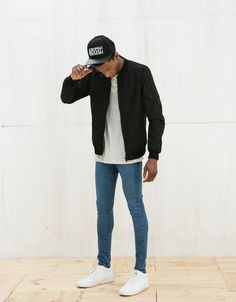 Bershka Colombia - Jeans Super Skinny