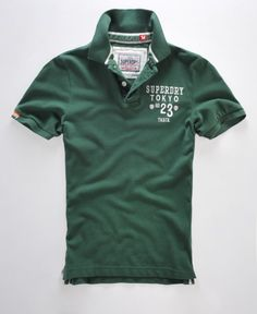 dfbf3a132f Polo Shirts for Men | Long & Short Sleeve Polos. Polo T Shirt  DesignSuperdry FashionPolo ...