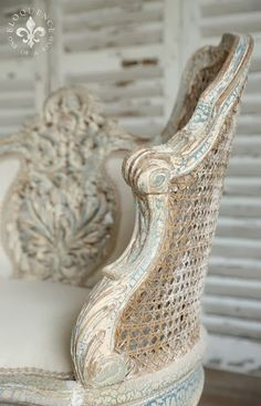 Loving fabricated french country shabby chic home click this over here now Shabby Chic Furniture, Painted Furniture, Diy Furniture, Furniture Stores, Coastal Furniture, Antique French Furniture, Painted Wicker, Furniture Movers, Furniture Removal