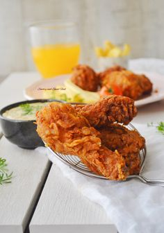 I love fried chicken! Who doesn't, right?  Growing up in Dubai, Fried chicken mainly KFC played a major role in my life. Those days when we eat out the only options w…