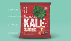 How to Design Packaging for Healthy Snacks — The Dieline   Packaging & Branding Design & Innovation News
