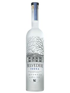 The best Polish vodka. Please drink responsibly