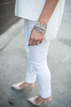 Resort style jewels // enter to win your own LAGOS jewels here  http://www.lagos.com/escapeinstyle
