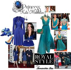 """Royal Style"" by samantha-edlin on Polyvore"