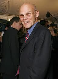 James Carville - I seriously can't explain it.