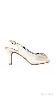 Colección Calzado Novia Vertize Gala 2016, ya en tiendas Vertize Gala. A partir de 59,90 euros. #moda #calzado #zapatos #novia