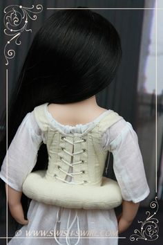 1740s outfit for Claire Fraser based on Outlander TV series.. #Outlander #agirlforalltime doll #swishandswirl
