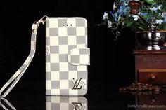 Exclusive Louis Vuitton iPhone 6 Plus Leather Wallet Cases - Hot Instagram Style