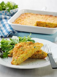 Frittata recipes like this Filling Family Frittata are great for entertaining or for easy dinners Egg Recipes, Light Recipes, Dinner Recipes, Healthy Recipes, Healthy Meals, Delicious Recipes, Clean Recipes, Healthy Food, Healthy Eating