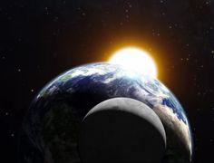 Relación entre el Sol, la Tierra y la Luna