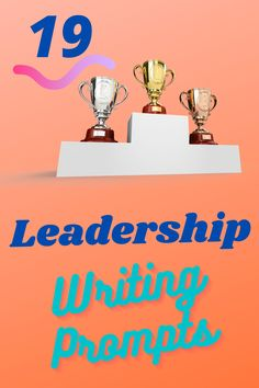 One thing teachers are tasked with doing is molding young minds to become the leaders of tomorrow. These leadership writing prompts are designed to make your students think about not only what it means , but what it means to be a community member and friend. #WritingPromptsLeadership #HighSchoolWritingPrompts Middle School Writing Prompts, College Admission Essay, Expository Writing, College Hacks, It's Meant To Be, Leadership, Students, Mindfulness, Community