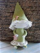 Crochet Flower Pixie Doll