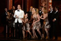 Neil Patrick Harris performing at the 2012 Tony Awards. Photo: Andrew Walker/Wireimage