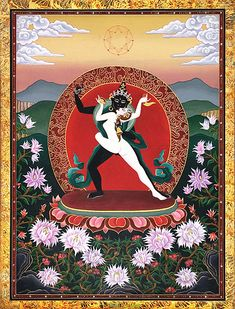 Samvara Supreme Bliss 800 x Tibetan Buddhism, Buddhist Art, Indian Gods, Indian Art, Tantra Art, Tibet Art, Buddha, Thangka Painting, Sacred Art
